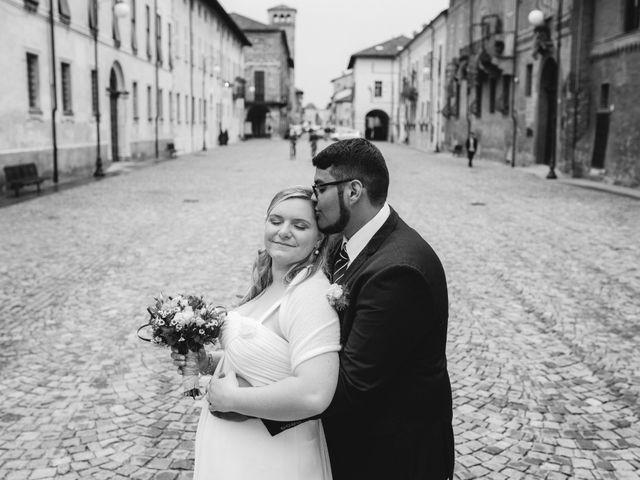 Il matrimonio di Freddy e Michela a Cherasco, Cuneo 35