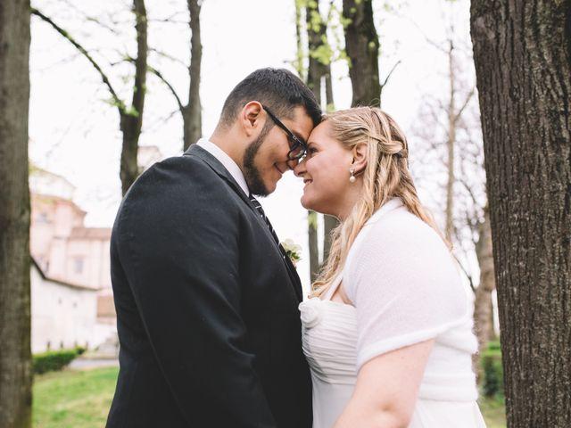 Il matrimonio di Freddy e Michela a Cherasco, Cuneo 36