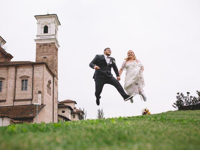Il matrimonio di Freddy e Michela a Cherasco, Cuneo 38