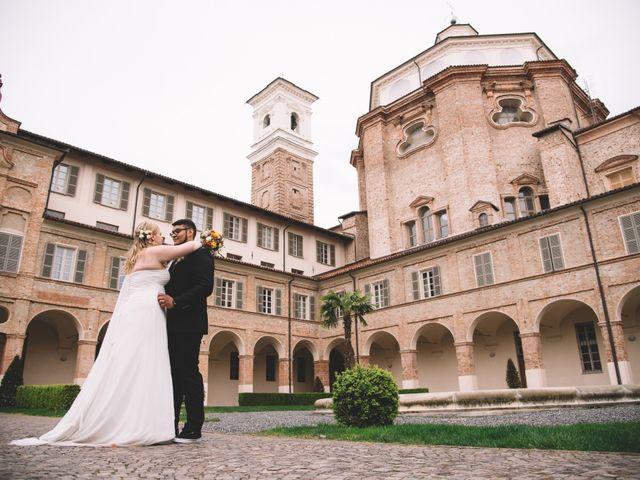 Il matrimonio di Freddy e Michela a Cherasco, Cuneo 39