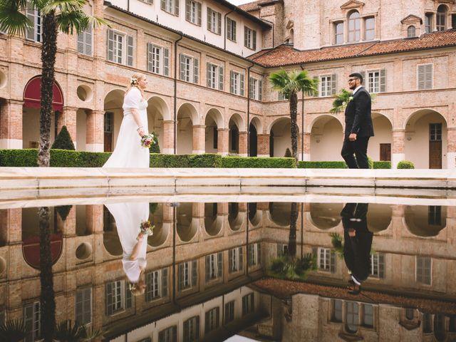 Il matrimonio di Freddy e Michela a Cherasco, Cuneo 40