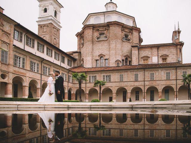 Il matrimonio di Freddy e Michela a Cherasco, Cuneo 41
