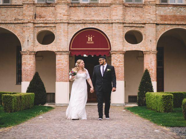 Il matrimonio di Freddy e Michela a Cherasco, Cuneo 42
