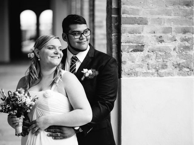 Il matrimonio di Freddy e Michela a Cherasco, Cuneo 43