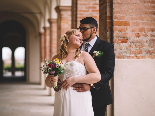 Il matrimonio di Freddy e Michela a Cherasco, Cuneo 44