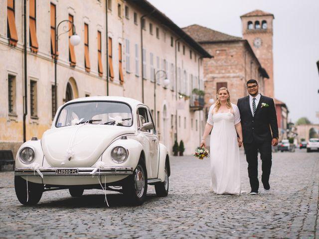 Il matrimonio di Freddy e Michela a Cherasco, Cuneo 46