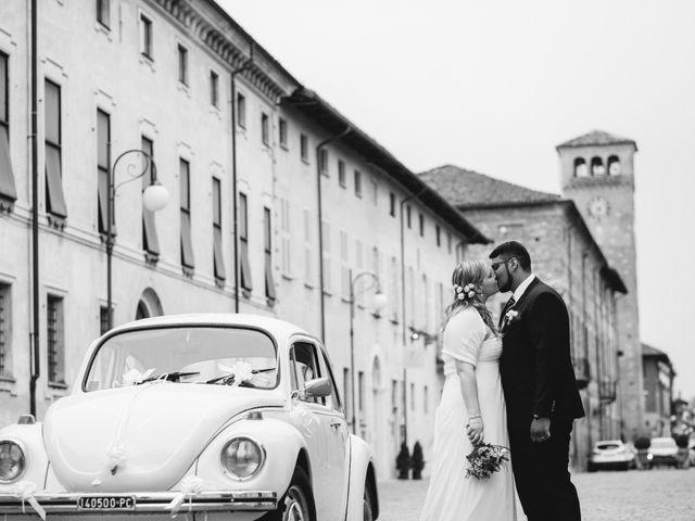 Il matrimonio di Freddy e Michela a Cherasco, Cuneo 47