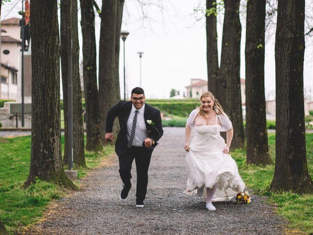 Il matrimonio di Freddy e Michela a Cherasco, Cuneo 50