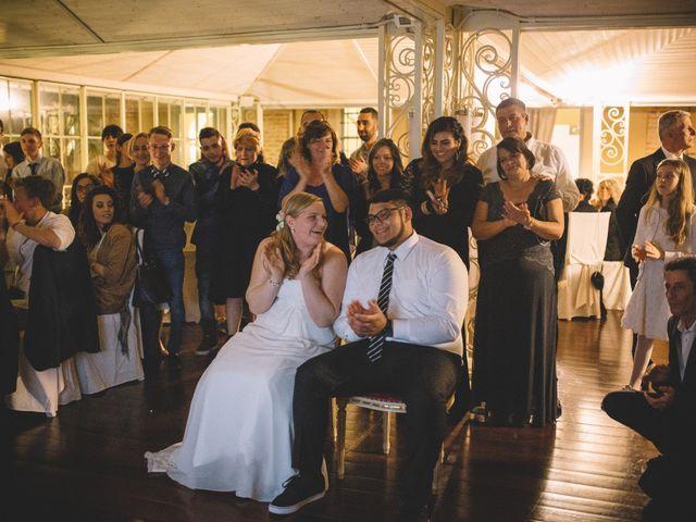 Il matrimonio di Freddy e Michela a Cherasco, Cuneo 61