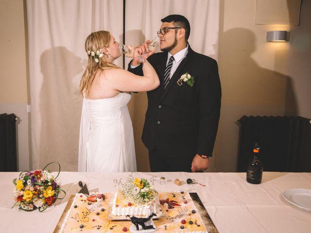 Il matrimonio di Freddy e Michela a Cherasco, Cuneo 69