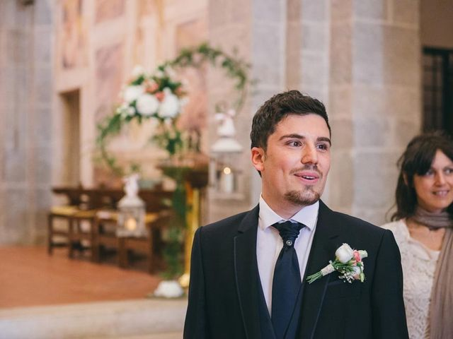 Il matrimonio di Simone e Teresa a Sermoneta, Latina 6