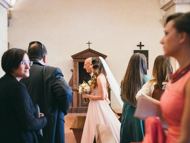Il matrimonio di Simone e Teresa a Sermoneta, Latina 7