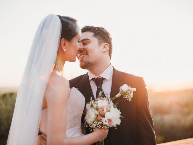 Il matrimonio di Simone e Teresa a Sermoneta, Latina 13