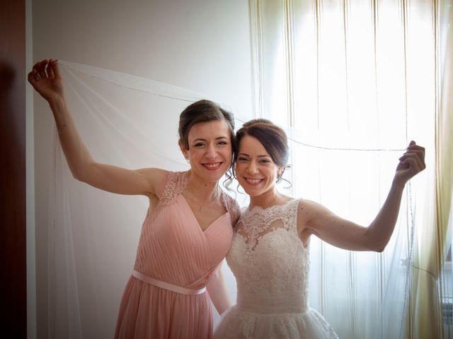 Il matrimonio di Andrea e Letizia a Chieti, Chieti 20