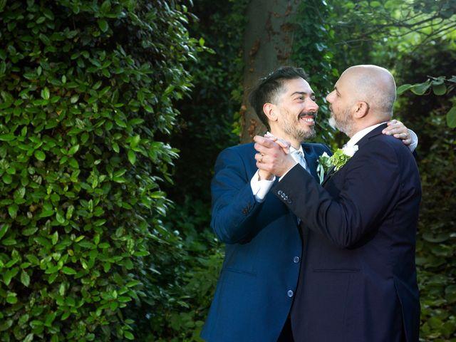 Il matrimonio di Felice e Massimo a Sesto Fiorentino, Firenze 9