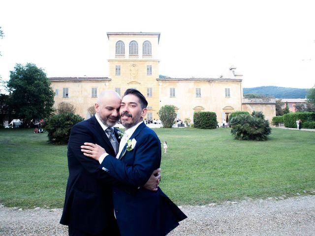 Il matrimonio di Felice e Massimo a Sesto Fiorentino, Firenze 8