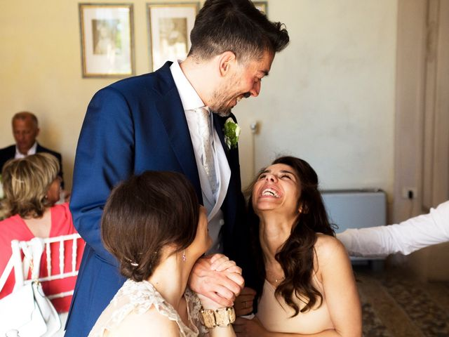 Il matrimonio di Felice e Massimo a Sesto Fiorentino, Firenze 4