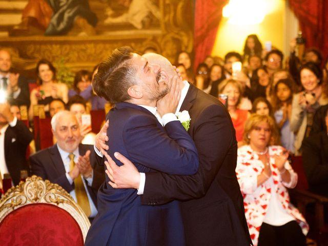 Il matrimonio di Felice e Massimo a Sesto Fiorentino, Firenze 13