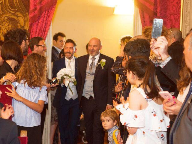 Il matrimonio di Felice e Massimo a Sesto Fiorentino, Firenze 12