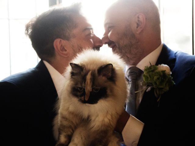 Il matrimonio di Felice e Massimo a Sesto Fiorentino, Firenze 17