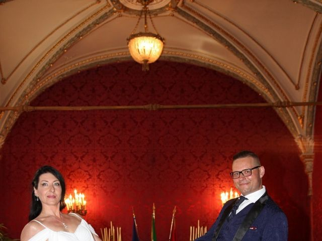 Il matrimonio di Marco e Katia a Roma, Roma 18