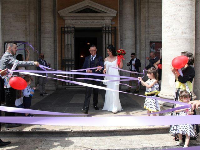 Il matrimonio di Marco e Katia a Roma, Roma 19