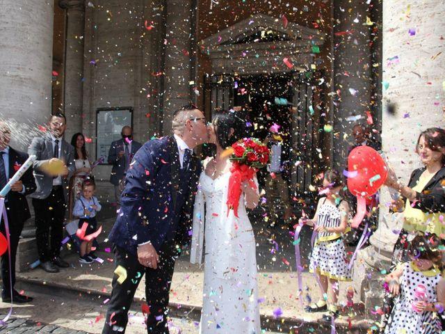 Il matrimonio di Marco e Katia a Roma, Roma 2