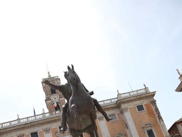 Il matrimonio di Marco e Katia a Roma, Roma 20