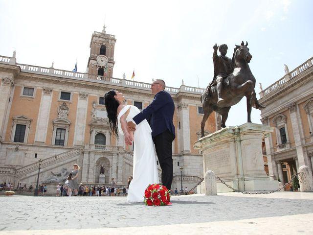 Il matrimonio di Marco e Katia a Roma, Roma 21