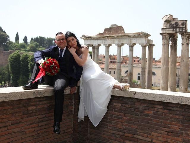 Il matrimonio di Marco e Katia a Roma, Roma 26