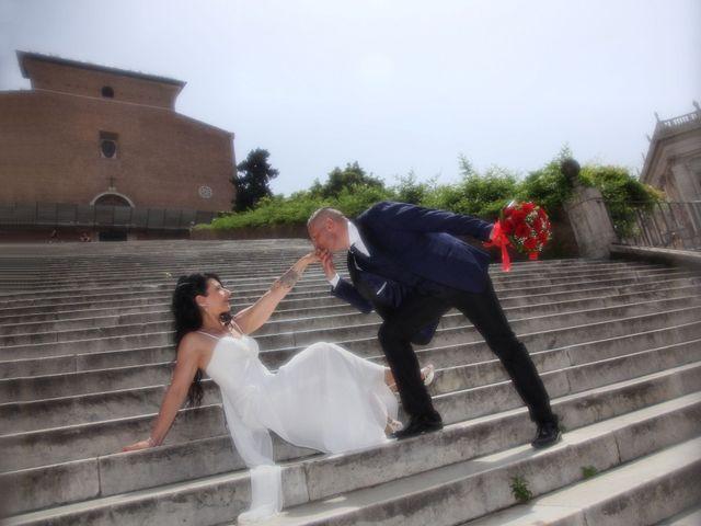Il matrimonio di Marco e Katia a Roma, Roma 29