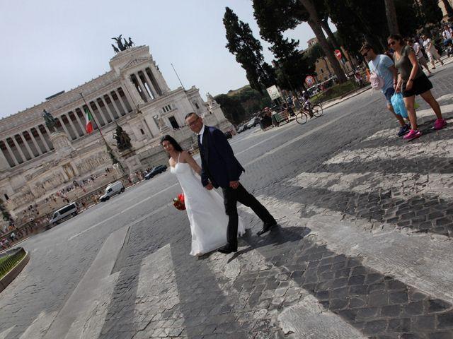 Il matrimonio di Marco e Katia a Roma, Roma 30