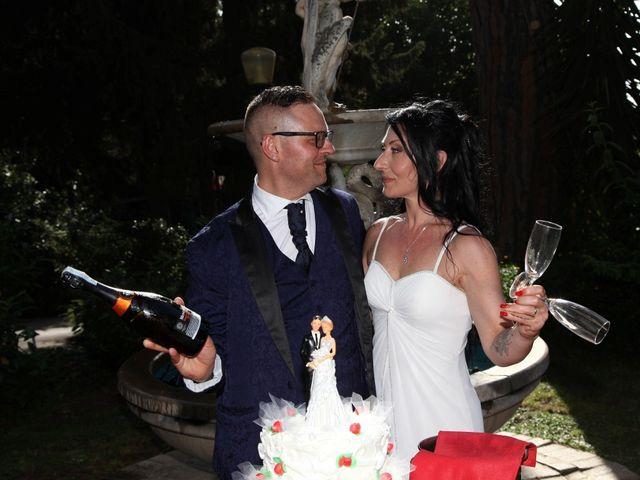 Il matrimonio di Marco e Katia a Roma, Roma 38