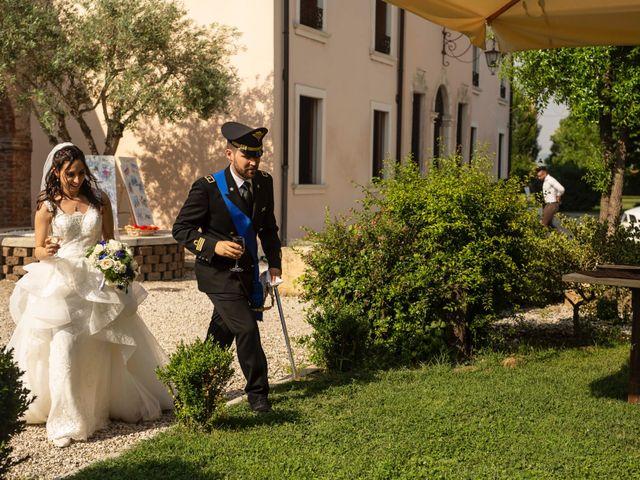 Il matrimonio di Filippo e Federica a Lonigo, Vicenza 4