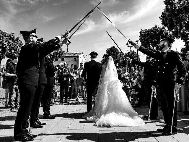 Il matrimonio di Filippo e Federica a Lonigo, Vicenza 11