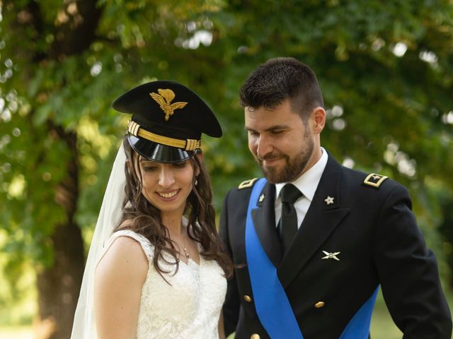Il matrimonio di Filippo e Federica a Lonigo, Vicenza 16