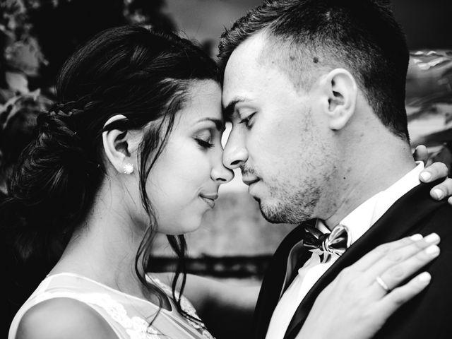 Le nozze di Sinead e Mattia
