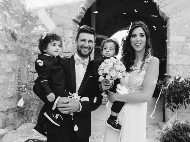 Il matrimonio di Rosario e Geni a Alcamo, Trapani 10