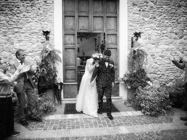 Il matrimonio di Alessandro e Stefania a Parma, Parma 41