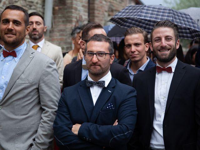 Il matrimonio di Alessandro e Stefania a Parma, Parma 48