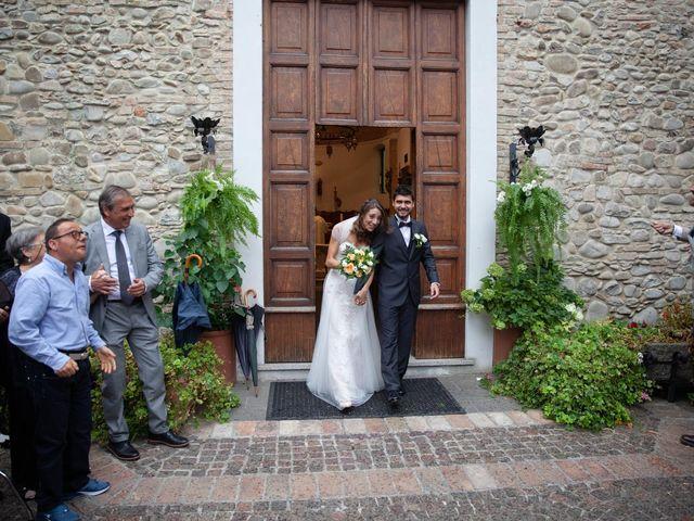 Il matrimonio di Alessandro e Stefania a Parma, Parma 49