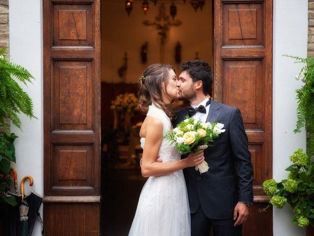 Il matrimonio di Alessandro e Stefania a Parma, Parma 50