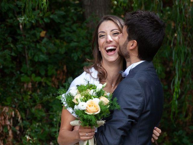 Il matrimonio di Alessandro e Stefania a Parma, Parma 58