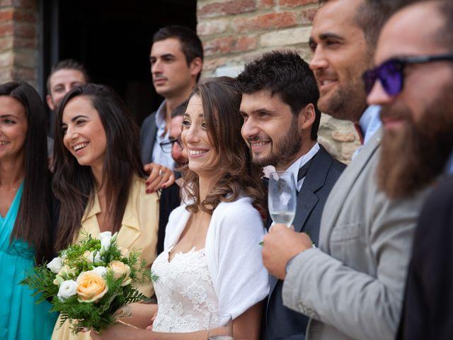 Il matrimonio di Alessandro e Stefania a Parma, Parma 62