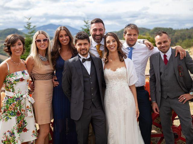 Il matrimonio di Alessandro e Stefania a Parma, Parma 77