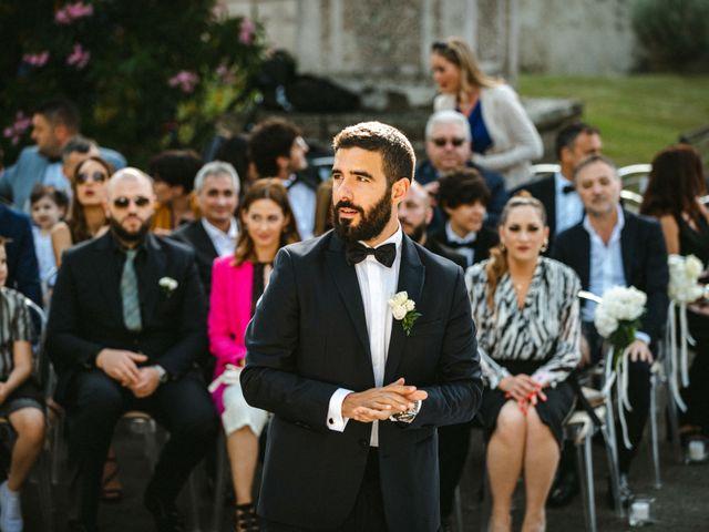 Il matrimonio di Domenico e Giorgia a Roma, Roma 23