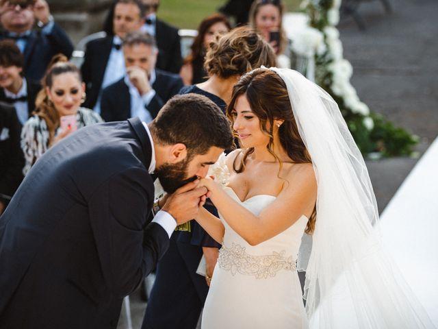Il matrimonio di Domenico e Giorgia a Roma, Roma 24