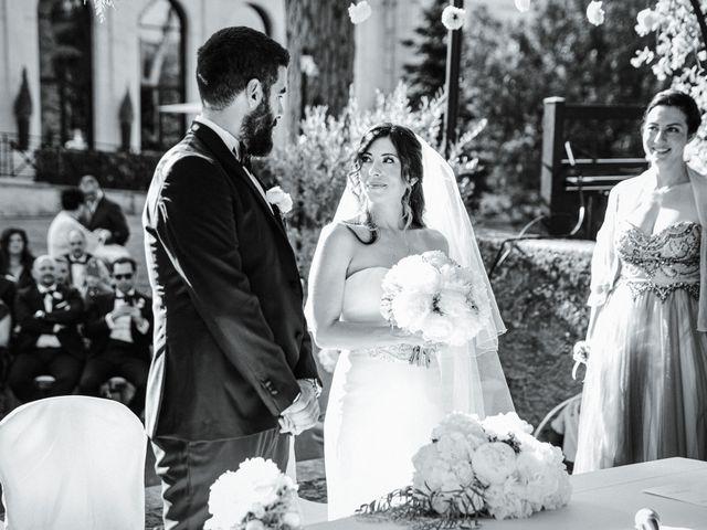 Il matrimonio di Domenico e Giorgia a Roma, Roma 25