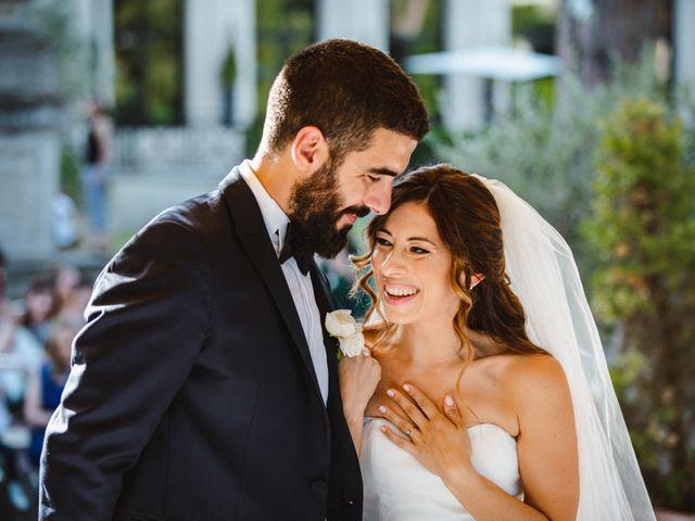 Il matrimonio di Domenico e Giorgia a Roma, Roma 27