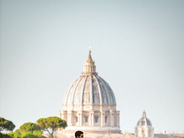 Il matrimonio di Domenico e Giorgia a Roma, Roma 33